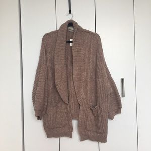 1 slouchy sweater from Urban Outfitters